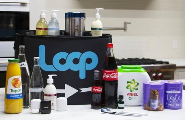 La plateforme Loop propose de retrouver nos produits préférés en version zéro déchets © Loop