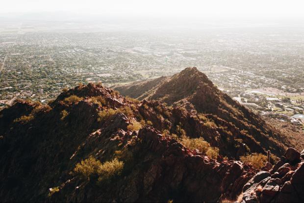 Vue sur la ville Phoenix - source : unsplash
