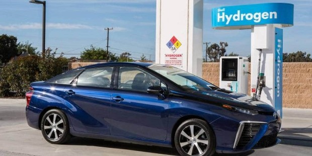 véhicule hydrogène