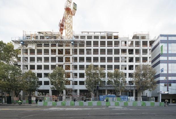 Réhabilitation d'un bâtiment de bureaux à Bercy - Nicolas Trouillard/Hardel Le Bihan Architectes