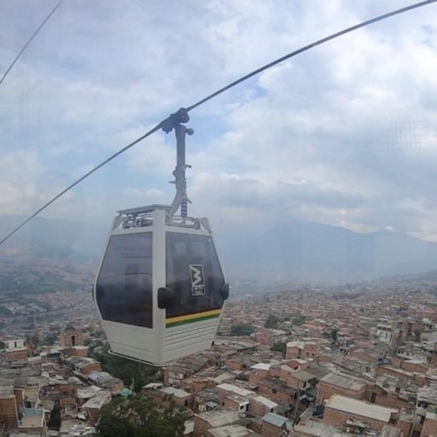 La ligne K de Medellin est en service depuis 2004. Depuis, 4 autres lignes ont été lancées : J, L, H, M. La ligne P, 6ème et dernière du réseau, est en cours de construction.