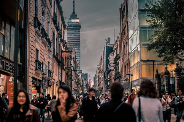 Mexico City ©️ Jezael Melgoza via Unsplash