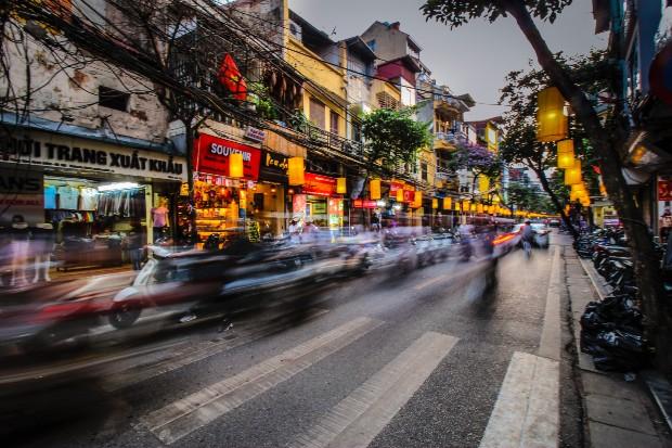 Hanoi ©️ Florian Wehde via Unsplash