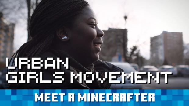 Urban girls movement-youtube-minecraft