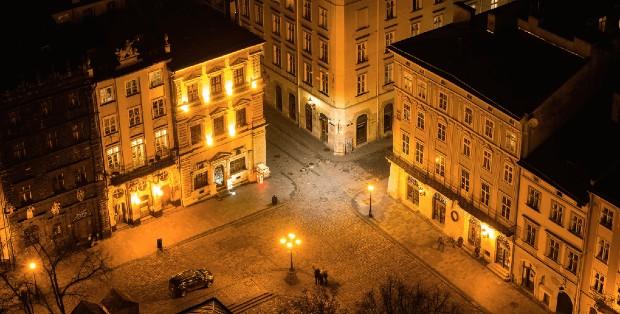 Eclairage nuit - crédits : pavlofox sur pixnio