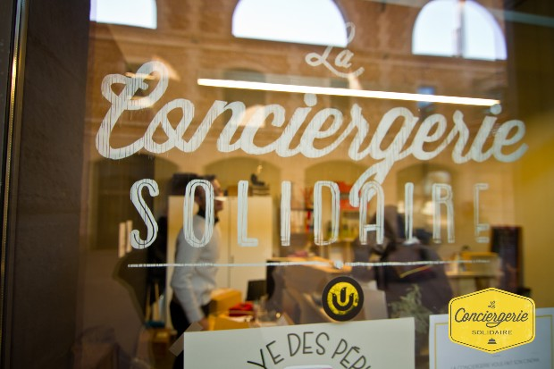 © La Conciergerie Solidaire