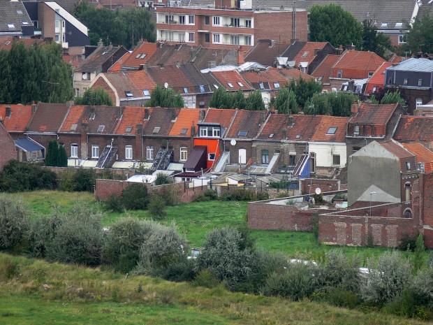 L'îlot Stephenson au cœur de l'écoquartier de l'Union à Tourcoing via wikipédia
