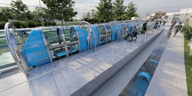Urban Loop 2 - crédits : Urbanloop