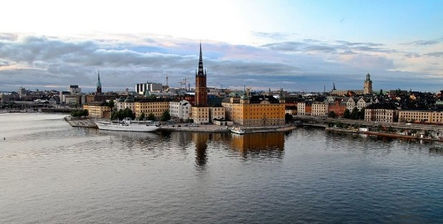 Stockholm - crédit Hassan Alarady - Pixabay