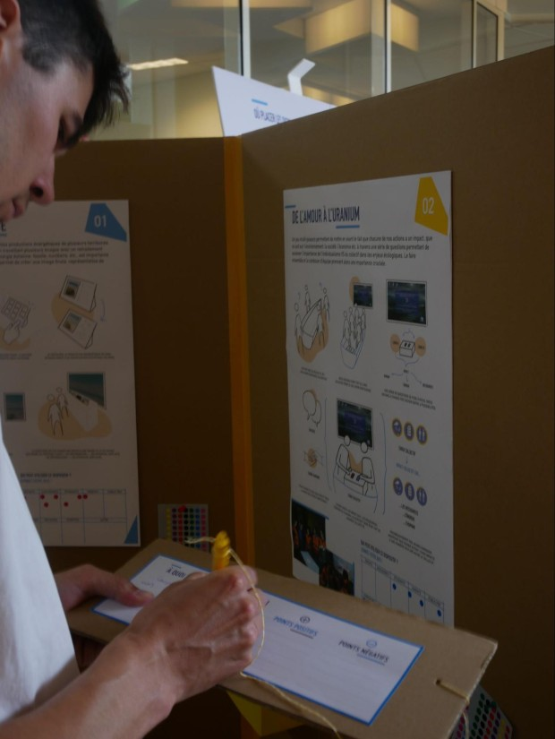 Les usagers peuvent par exemple contribuer au développement d'innovations en les testant ou en répondant à des enquêtes dédiées. source : Association Tubà