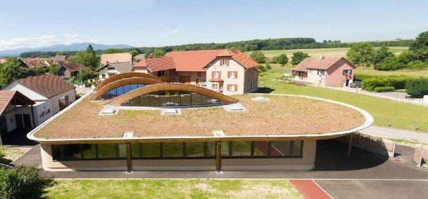 Les bâtiments biosourcés, un levier pour la performance économique et environnementale de la construction