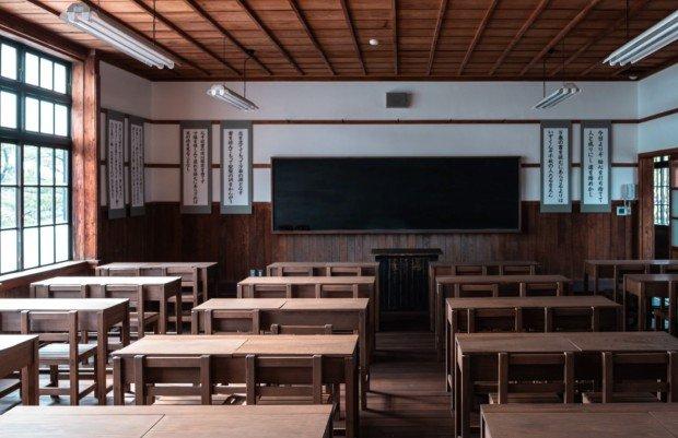 Une salle de classe japonaise © Hiroyoshi Urushima via Unsplash