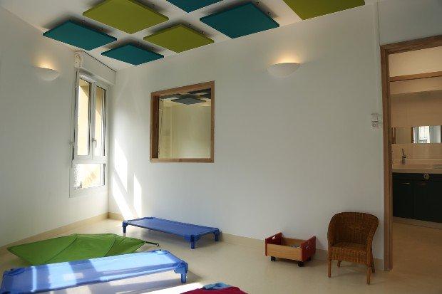 Maison d'Assistantes Maternelles de Chaville (Elise Bou Aziz Architecte)