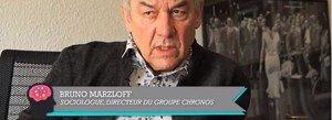Bruno Marzloff, Sociologue, Directeur du Groupe Chronos
