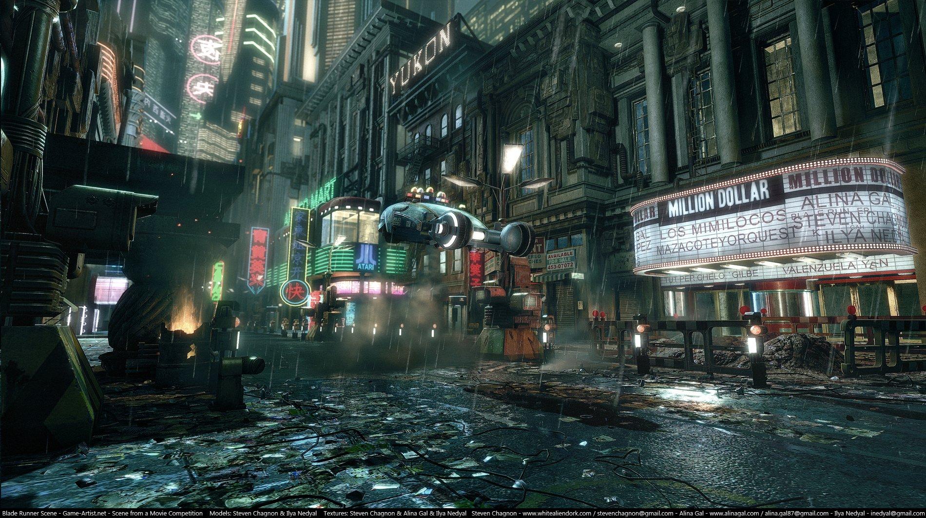 La Ville Du Futur Dans Les Films De Science Fiction 2 2