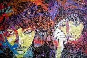 Une oeuvre de l'artiste français C215, exposée en 2010 à la Signal Gallery de Londres. Copyright : urbanhardcore.eu / Flickr