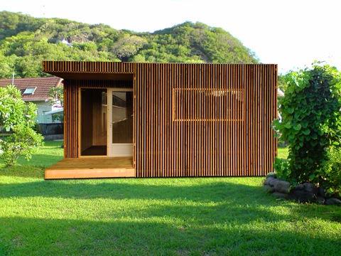 maison cube en bois top charmant plan garage ossature bois toit plat maison cube toit maison. Black Bedroom Furniture Sets. Home Design Ideas