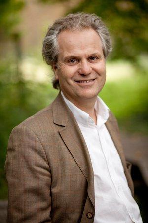 Depuis 1983, Xavier Laureau partage la direction des Fermes de Gally avec son frère Dominique. Copyright : Lafontan / Les fermes de Gally