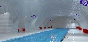 Selon Nathalie Kosciusko-Morizet, les stations désaffectées du métro parisien pourraient accueillir des restaurants, des spectacles culturels, mais également des équipements sportifs. Copyright : Manal Rachdi & Nicolas Laisné