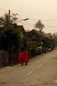 La ville de Luang Prabang : un paysage urbain particulier où il fait bon vivre. Crédits : Architecture by Road