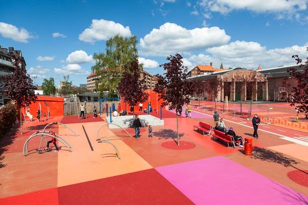 espaces urbains pratiques urbaines Demain la ville