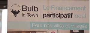 Le concept de financement participatif Bulb In Town