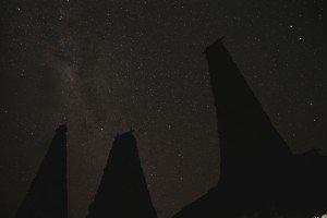 4. Les toits de Ratengaro, sous un ciel d'étoiles  - crédits Jérémy Coste