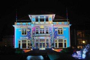 Plus de 4 millions de visiteurs sont venus à Lyon pour la Fête des Lumières en 2012. Copyright : Romain Decker / Flickr