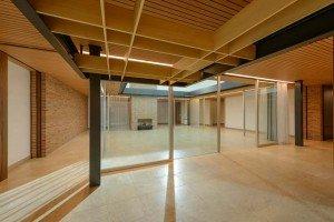 Le pavillon allemand rappelle la puissance politique de l'architecture. Copyright : Andrea Avezzù / Courtesy la Biennale di Venezia