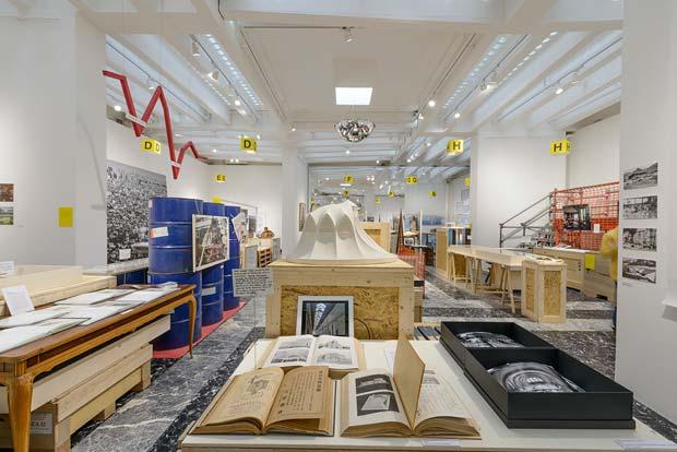 Le pavillon japonais a des airs de caverne d'Ali Baba.  Copyright : Andrea Avezzù / Courtesy la Biennale di Venezia