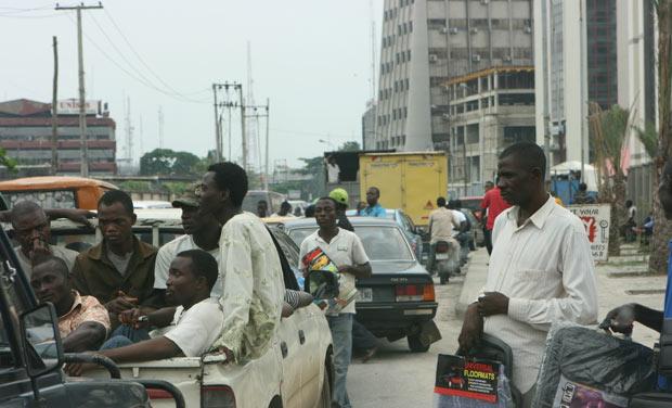 Lagos (Nigeria) est la plus grande ville d'Afrique après Le Caire et Kinshasa. Copyright : Dolapo Falola / Wikimedia