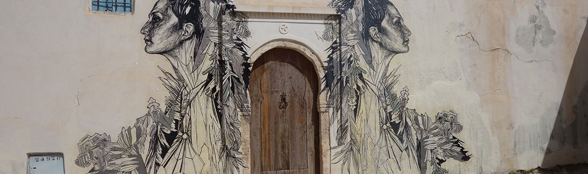 Djerbahood : la capitale mondiale du street art est en Tunisie