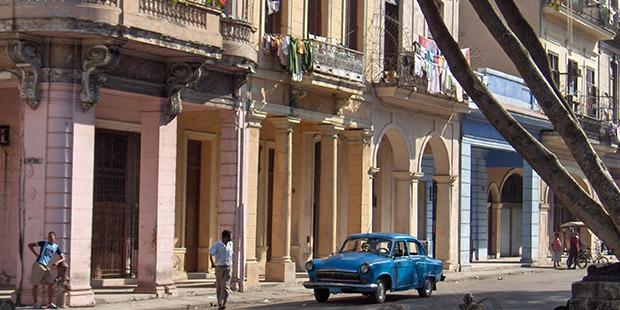 Merveilles du monde - La Havane ; Copyright : Alexdup / Wikimedia