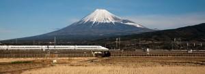 Mont Fuji - Japon ; Crédits : megawheel360 / Flickr