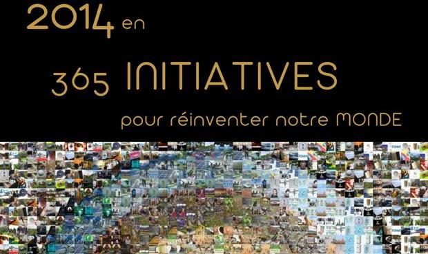 2014 en 365 initiatives pour réinventer notre monde. Crédits : Efficycle