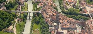 Biorégion urbaine - Fribourg ; Copyright : Adrien Quartenou / Wikimedia