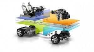 Le Common Module Family (CMF) va permettre à Renault-Nissan de développer des voitures low cost en faisant des économies d'échelle importantes.