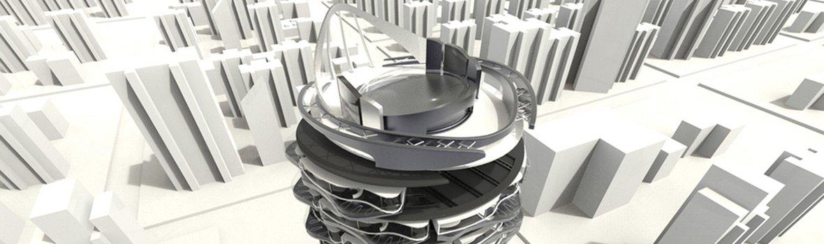 L'immeuble du futur sera rotatif