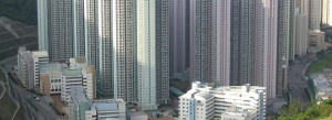 Buildings - Hong Kong. Copyright : Baycrest / Wikimedia