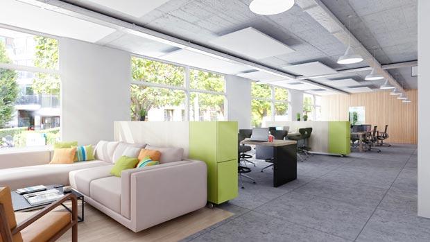 L'espace Nextdoor d'Issy-les-Moulineaux peut accueillir 295 personnes sur une surface de 2500 m2. Copyright : Nextdoor