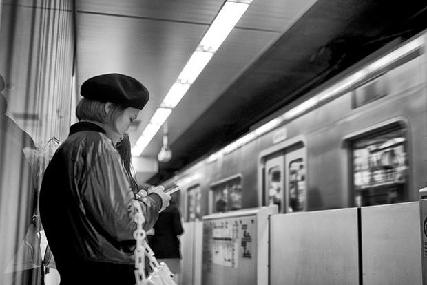 Citoyen ville intelligente. Crédits : Shinichi Higashi / Flickr