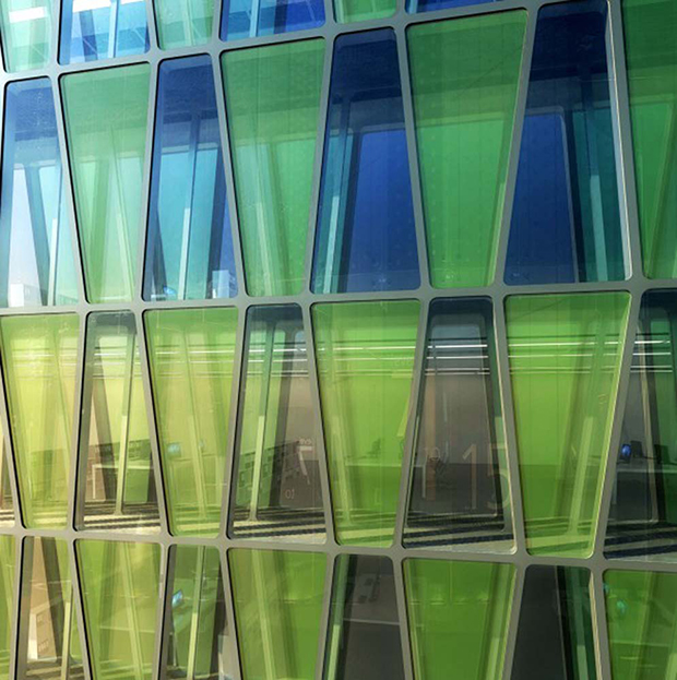 Biofaçade énergie. Crédits : X-TU - SymBio2