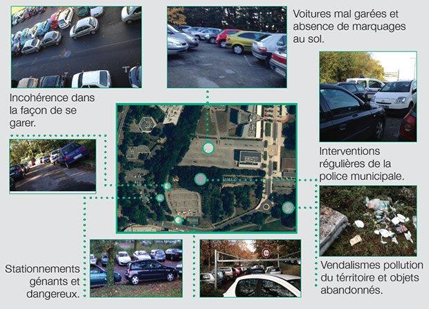 Observation des usages. Crédits : Camille de Langenhagen, Laure Mercier, Clément Breuille - L'Ecole de design Nantes Atlantique