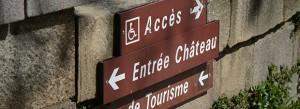 Accessibilité et patrimoine. Copyright : l'École de design Nantes Atlantique.