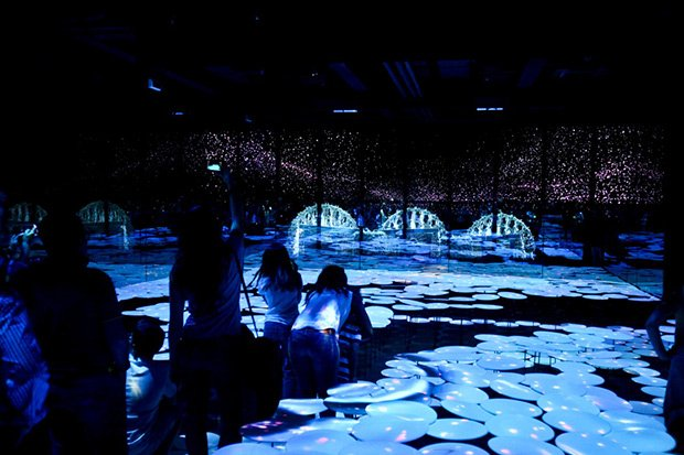 Pavillon Japonais. Copyright : Expo 2015 / Daniele Mascolo
