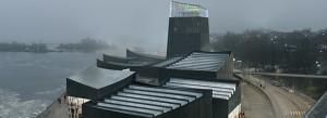 Musée Guggenheim à Helsinki. Moreau Kusunoki / Artefactorylab