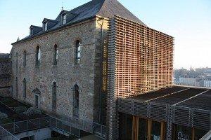 Extension Château de Mayenne. Crédits : Musée du Château de Mayenne