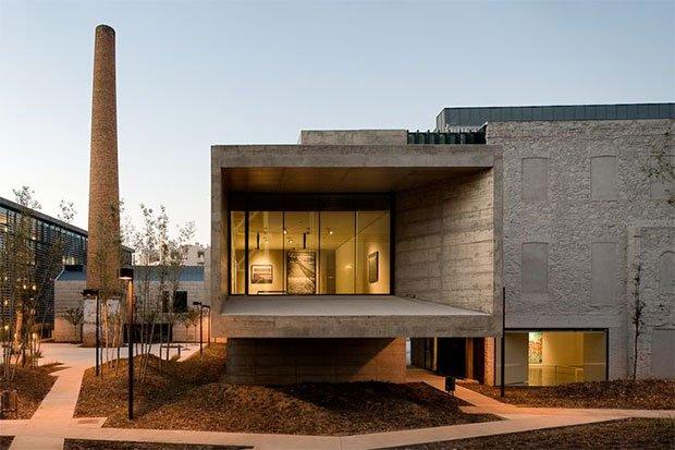 Le musée Can Framis à Barcelone, conçu par BAAS Arquitectura . Crédits : Sergio et Fernando Guerra