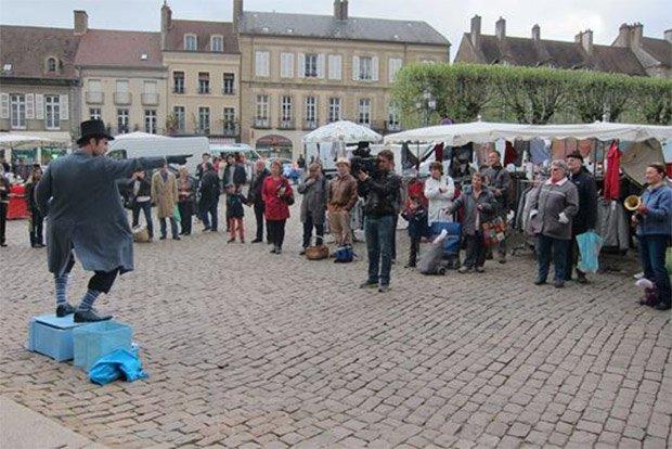 Crédits : Arc en Scène / la mairie de Autun