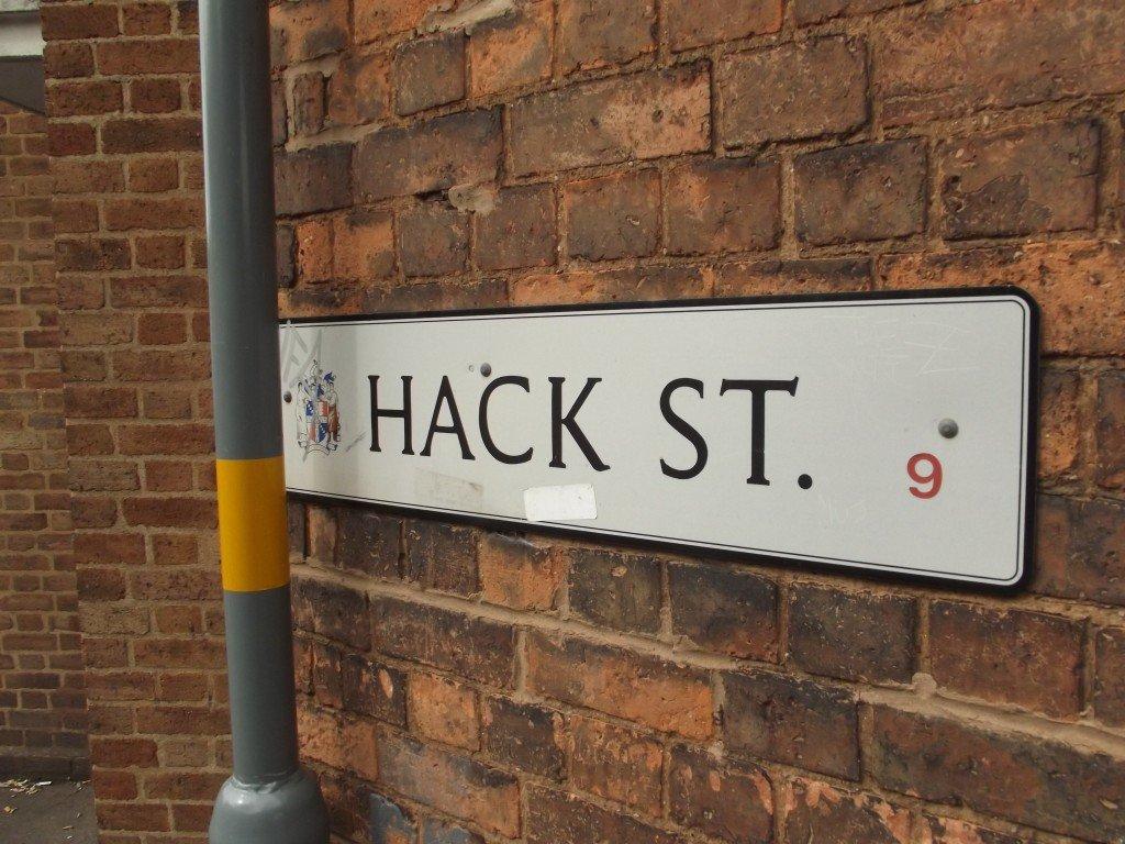 Hack Street (c)DR